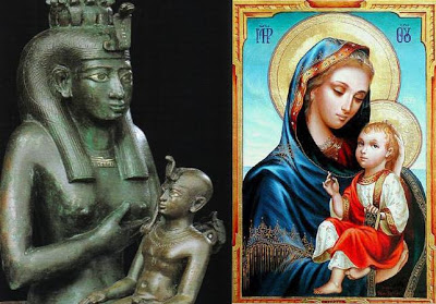 Isis_Madonna and Child 2